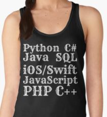 Coding Women's Tank Top
