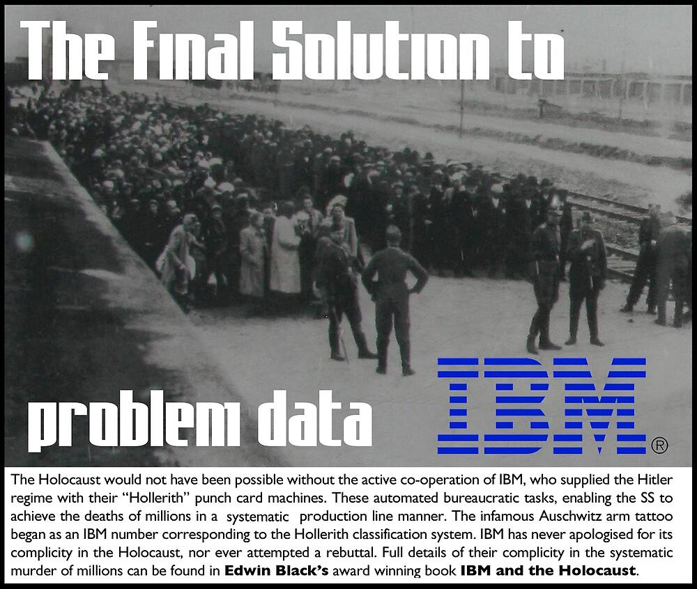 IBM & the Holocaust by Synastone