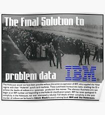 IBM & the Holocaust Poster