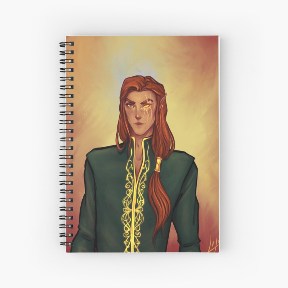 Lucien Vanserra Cuaderno de espiral
