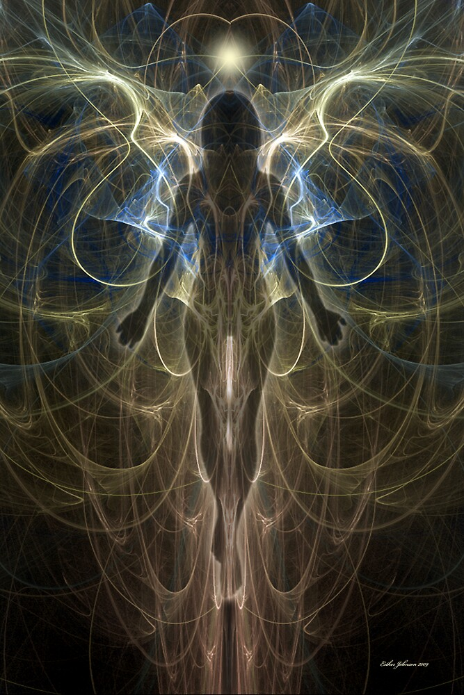 Angel Aura by Esther Johnson