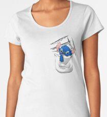 Badness Level steigt Frauen Premium T-Shirts