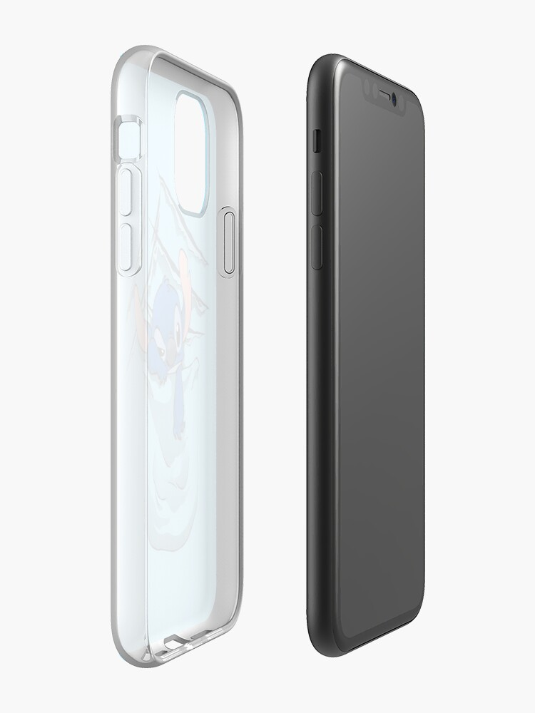 Alternate view of Badness Level Rising iPhone Case & Cover