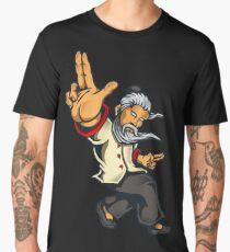 Quad Fang Finger Style Men's Premium T-Shirt