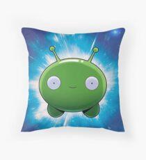 Mooncake - Final Space Throw Pillow