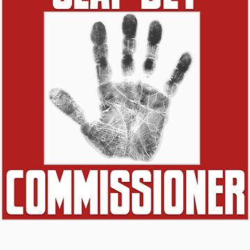 Slap Bet Commissioner by Gordo131