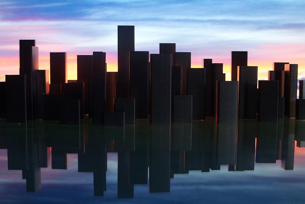 Staple City by Martyn Robertshaw