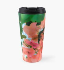Soft Bouganvillea Travel Mug