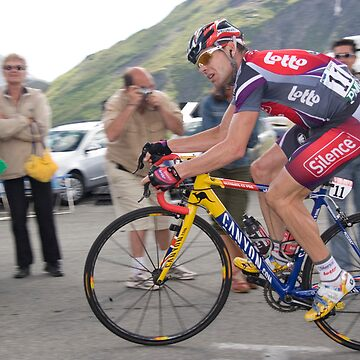 CADEL EVANS by EamonF