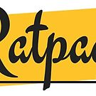 Ratpack Sticker  by Pretty Good Conferences
