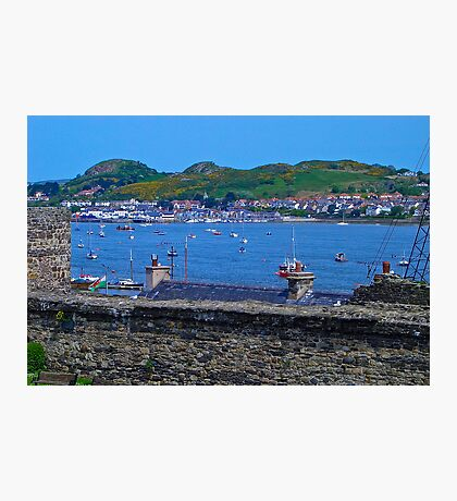 Conwy Harbour - North Wales Photographic Print