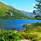 Snowdonia National Park -North Wales by Trevor Kersley