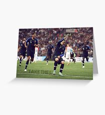 Antoine Griezmann - Take The L Greeting Card
