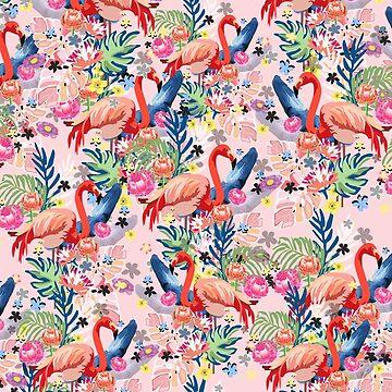 Flamingo Land by muktalata-barua