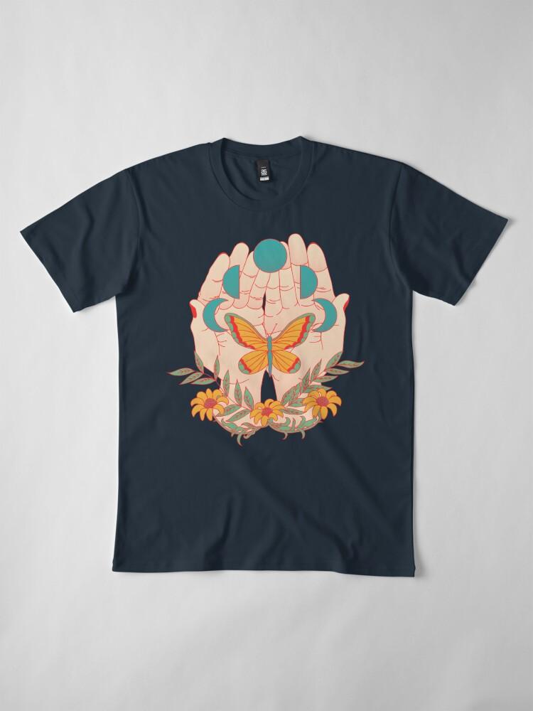 Alternate view of In Her Hands Premium T-Shirt