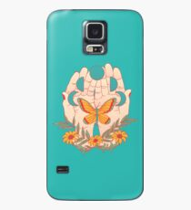 In Her Hands Case/Skin for Samsung Galaxy