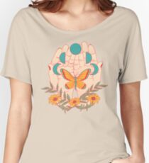 In Her Hands Women's Relaxed Fit T-Shirt
