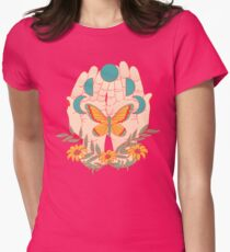 In Her Hands Women's Fitted T-Shirt
