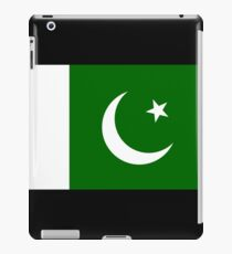 Pakistan Flag- Show your love for Pakistan! iPad Case/Skin