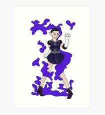 Sailor Moon Spankulot Art Print
