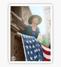 Jeannette Rankin - 1924 Sticker