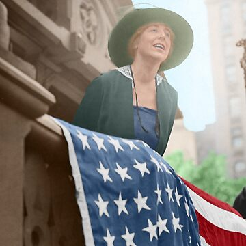 Jeannette Rankin - 1924 by Laurynsworld