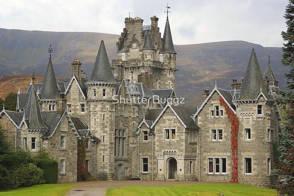 Ardverikie house loch laggan scotland by shutterbuggz for Scottish highland castle house plans