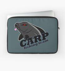 Carp - carp anglers Laptop Sleeve
