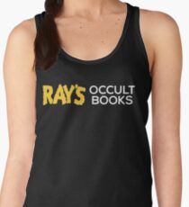 Ray's Occult Books Women's Tank Top