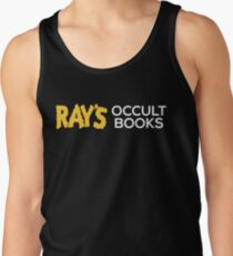 Ray's Occult Books Tank Top