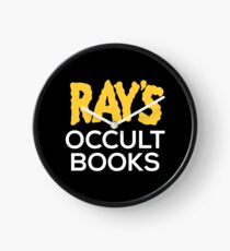 Ray's Occult Books Clock