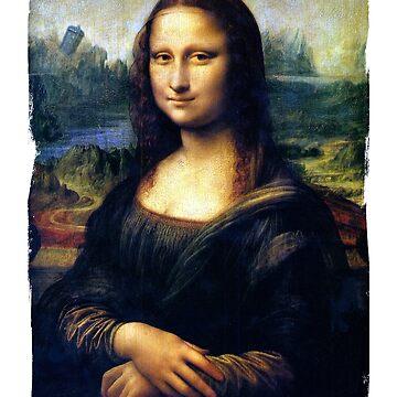 Mona Lisa Restored by TerryLightfoot