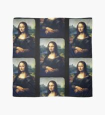 Mona Lisa Restored Scarf