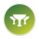Grails Logo Sticker by Pretty Good Conferences