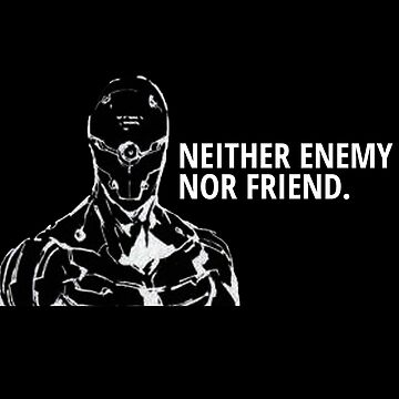 Neither enemy nor friend by sandywoo