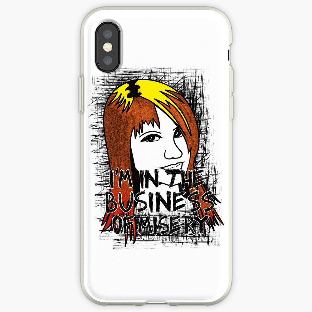 Ich wollte nie prahlen iPhone-Hülle & Cover