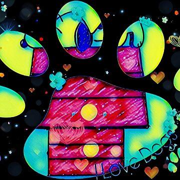 I love dogs by JesicaFick46