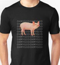 Pig Oh my God T-shirt - Shane Dawson  Slim Fit T-Shirt