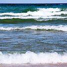 wave goodbye by lucamaphoto