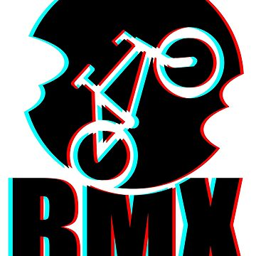 BMX two color channels by piedaydesigns