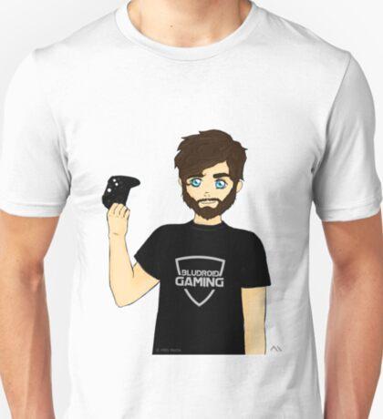 Bludroid™ Game On | Matthew L Sparks Official Design T-Shirt