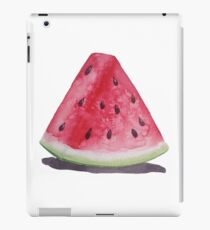 Watercolor Watermelon iPad Case/Skin