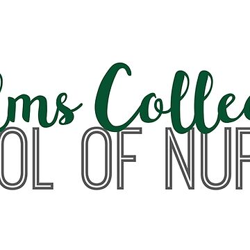 Elms College School of Nursing by emilycutter