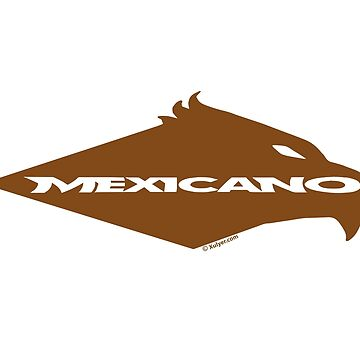 Mexicano with Eagle Head  by xulyer