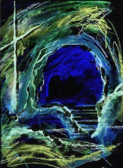 The Cave by Shoshonan