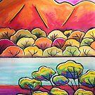Pastels - Pending Storm by Georgie Sharp