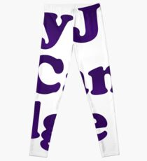 Only Judy Can Judge Me Leggings