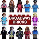 Broadway Bricks Logo by BroadwayBricks