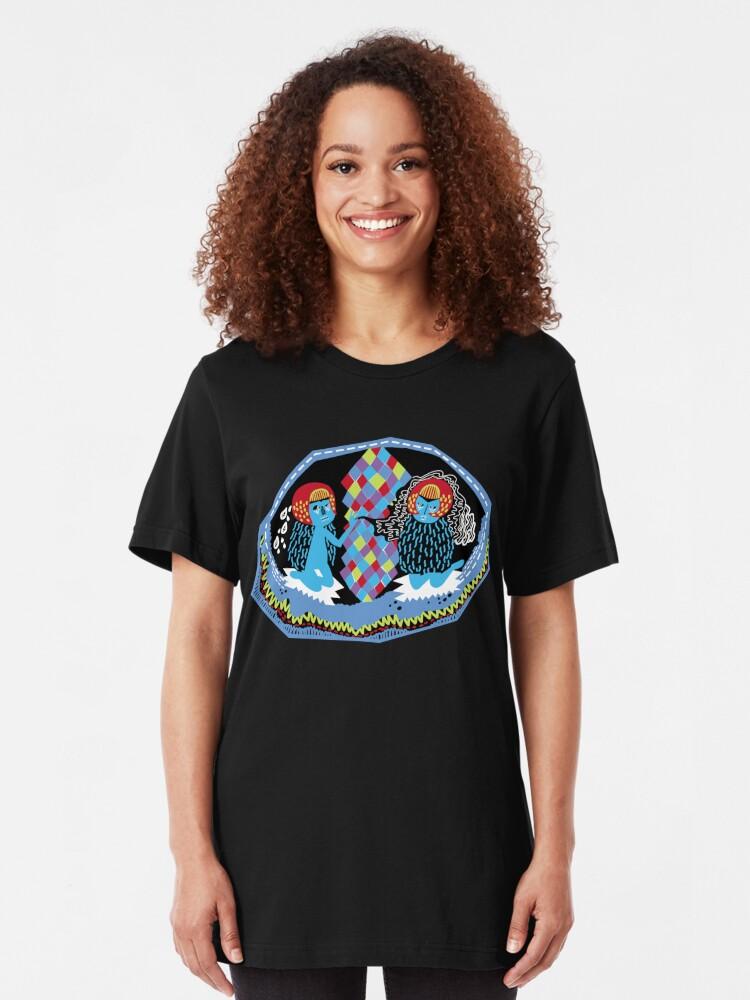 Alternate view of iriis Slim Fit T-Shirt