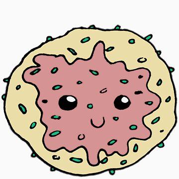 Sprinkle Cookie by Xadrea